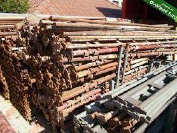 Koupim haki leseni po kostkach nebo dilech.