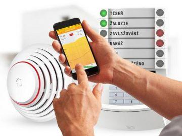 EZS Chomutov - montáž alarmů