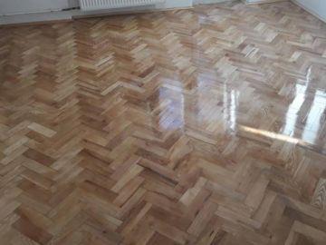 Odborná pokládka podlah v Praze