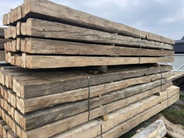 Demolice a Výkup starých trámů